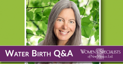 water birth questions answers