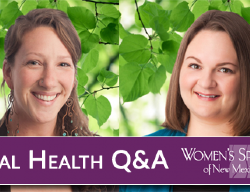 Sexual Health Q&A with Levy, CNM & Knight, MD.