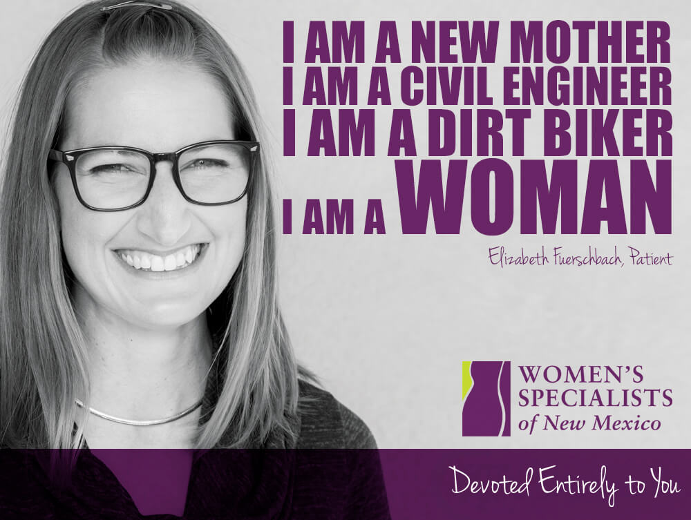 Tell Us the Woman You Are - WOMENS SPECIALISTS OF NEW MEXICO